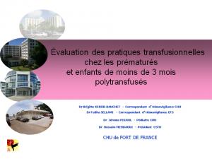 2012-11-15_10h45_comm_libre1_kerob-bauchet_evaluation_des_pratiques_transfusionnelles_chez_les_prematures_et_enfants_de_moins_de_3_mois_polytransfuses