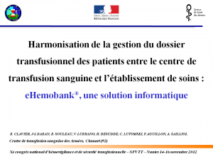 2012-11-15_13h45_fmc8_clavier_harmonisation_de_la_gestion_du_dossier_transfusionnel_des_patients_entre_es_et_efs-ehemobank-une_solution_informatique