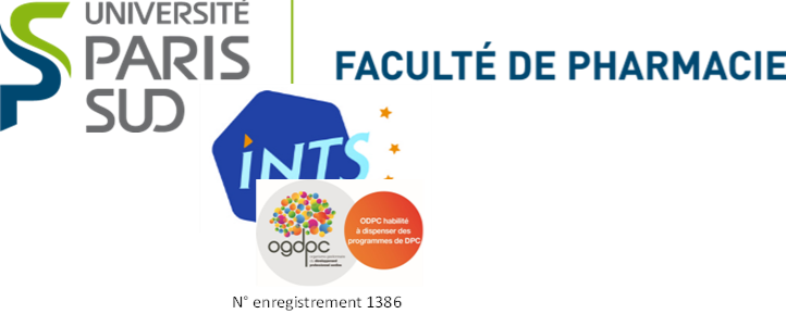 Faculté de Pharmacie Université Paris-SUD/INTS : Programme de la journée consacrée au plasma thérapeutique
