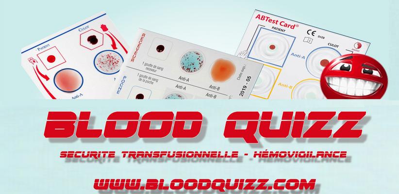 BLOOD-QUIZZ et Contrôle Ultime de Compatibilité du nouveau !