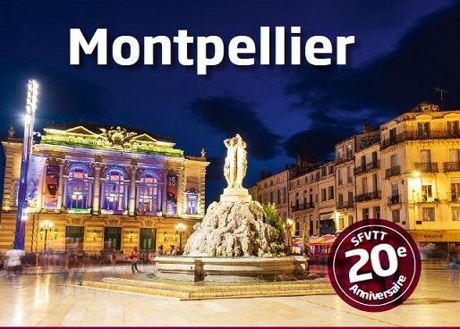 1ère annonce Congrès SFVTT 2020 Montpellier